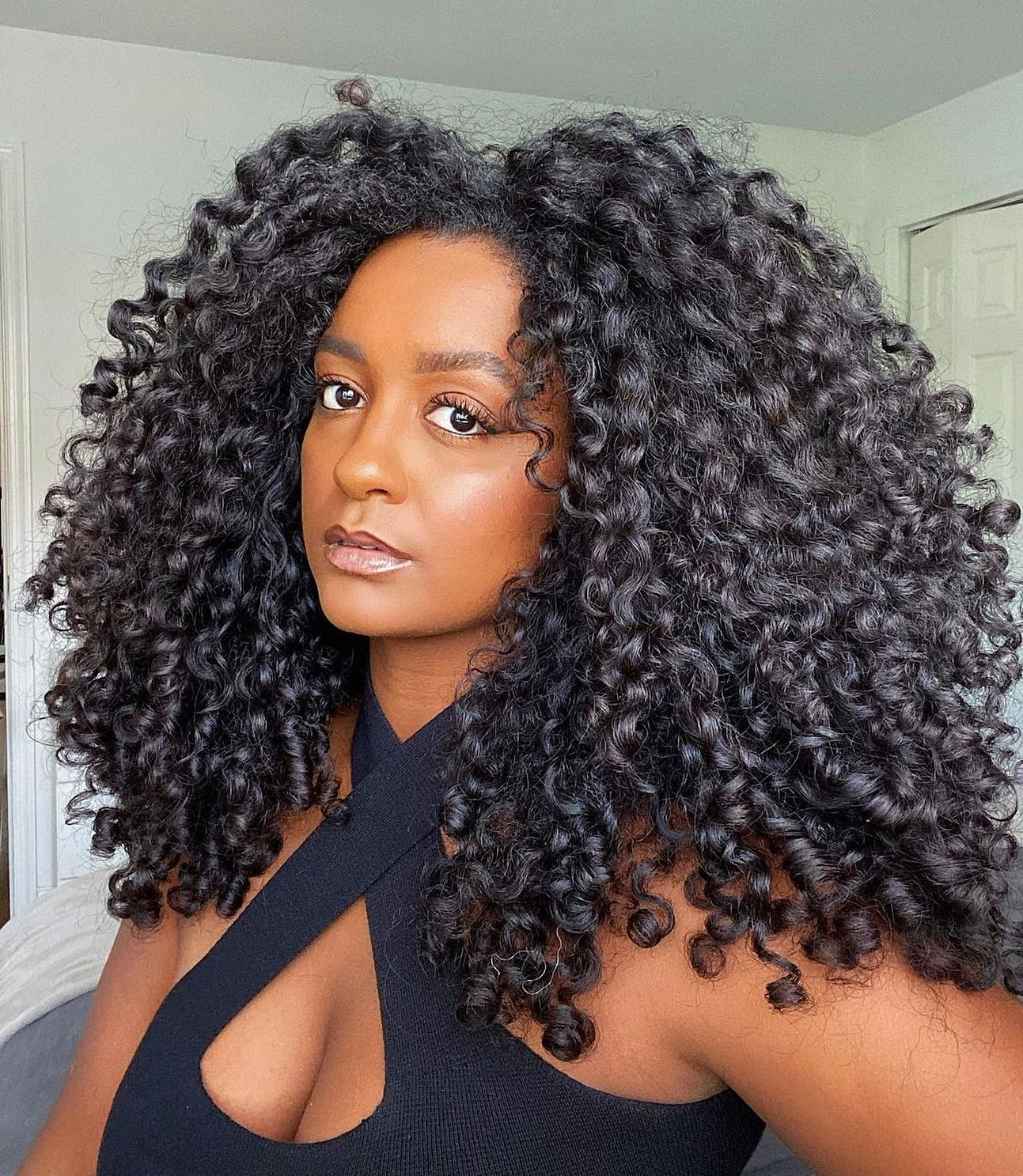Healthy hair is the ultimate goal
